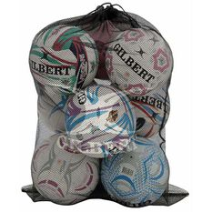 Gilbert  Mesh Ball Bag, , rebel_hi-res
