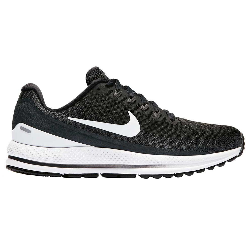 cheaper c168f 7af09 Nike Air Zoom Vomero 13 Womens Running Shoes Black   White US 9   Rebel  Sport
