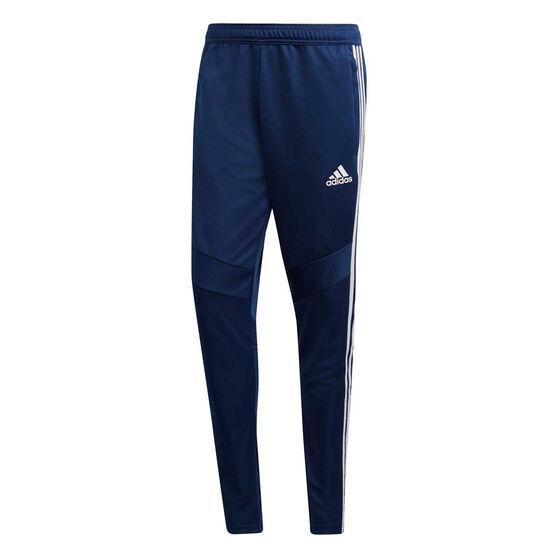 adidas Mens Tiro 19 Training Pants, Blue, rebel_hi-res