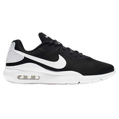 Nike Air Max Oketo Mens Casual Shoes Black / White US 7, Black / White, rebel_hi-res