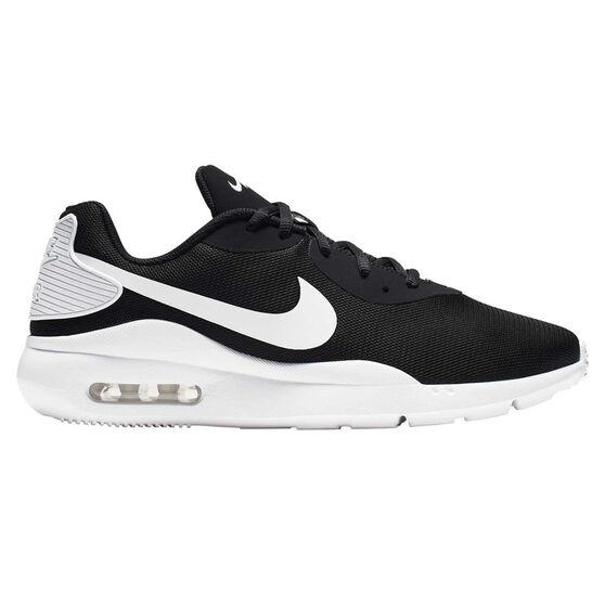 Nike Air Max Oketo Mens Casual Shoes, Black / White, rebel_hi-res