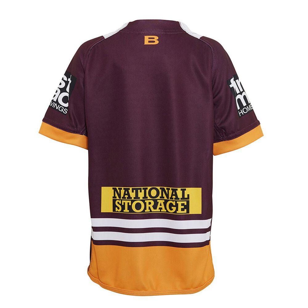 Brisbane Broncos 2017 Kids Home Jersey 8  c00c2ac90