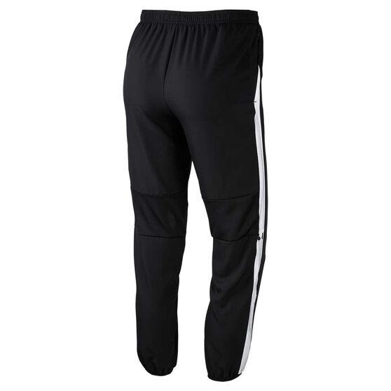 Nike Mens Dri FIT Academy Soccer Pants, Black, rebel_hi-res