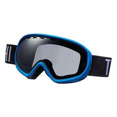 Tahwalhi Kids Fissel Ski Goggles Black OSFA, , rebel_hi-res