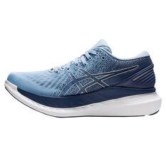 Asics GlideRide 2 Womens Running Shoes Blue US 6, Blue, rebel_hi-res