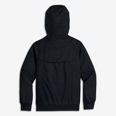 Nike Boys NSW Windrunner Black XS, Black, rebel_hi-res
