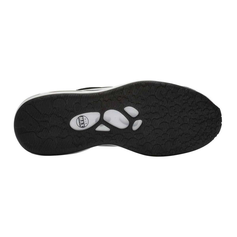 separation shoes 809ec 3511b Nike Air Max Guile Womens Casual Shoes Black   White US 11, Black   White