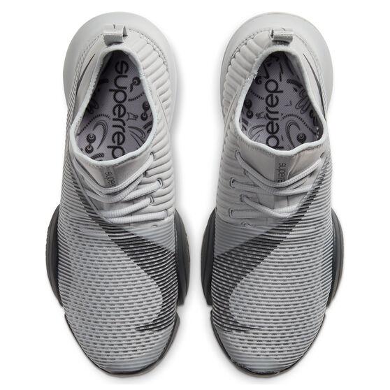 Nike Air Zoom SuperRep Mens Training Shoes, Grey, rebel_hi-res