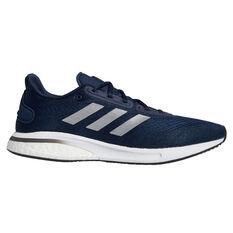adidas Supernova Mens Running Shoes, Blue/Grey, rebel_hi-res