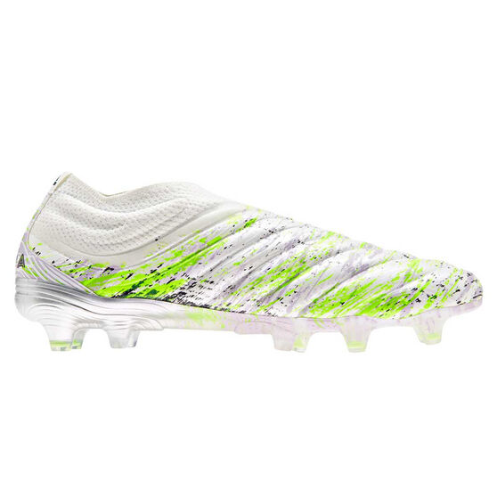 adidas Copa 20+ Football Boots, White, rebel_hi-res