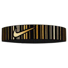 Nike Pro Metallic Headband, , rebel_hi-res