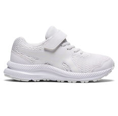Asics Contend 7 Kids Running Shoes White US 11, White, rebel_hi-res
