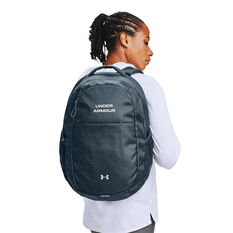 Under Armour Hustle Signature Backpack, , rebel_hi-res