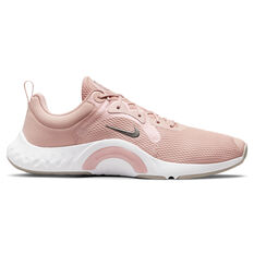 Nike Renew In Season TR 11 Womens Training Shoes Pink/Silver US 6, Pink/Silver, rebel_hi-res