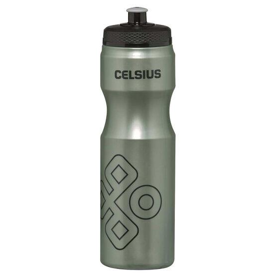 Celsius Squeeze 800ml Water Bottle Olive, Olive, rebel_hi-res
