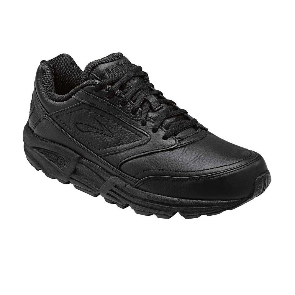 754e42778f5 Brooks Addiction Walker Womens Walking Shoes Black US 6