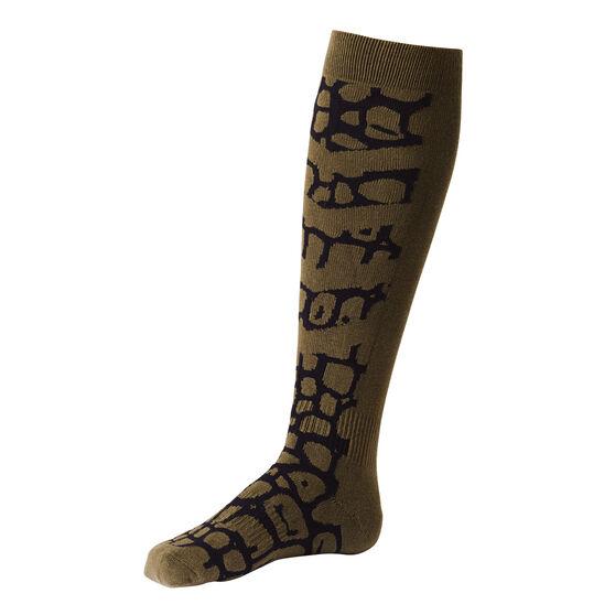 Tahwalhi Mens Croc Ski Socks, , rebel_hi-res