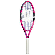 Wilson Burn Pink 23 Junior Tennis Racquet Pink / Back 23in, , rebel_hi-res