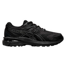 Asics GT 2000 8 Kids Running Shoes Black US 1, Black, rebel_hi-res