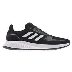 adidas Runfalcon 2.0 Kids Running Shoes Black US 11, Black, rebel_hi-res