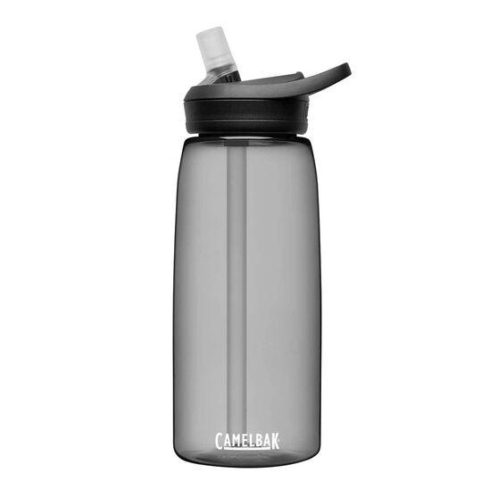 Camelbak Eddy Plus 1L Water Bottle Charcoal, , rebel_hi-res