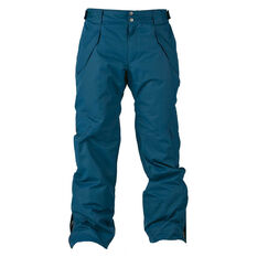Elude Mens Intercept Pants Teal M, Teal, rebel_hi-res