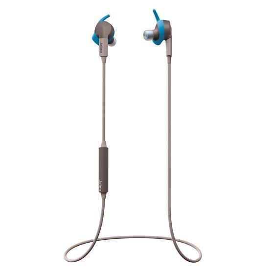 Jabra Sport Coach Wireless Earphones Blue / Grey, Blue / Grey, rebel_hi-res