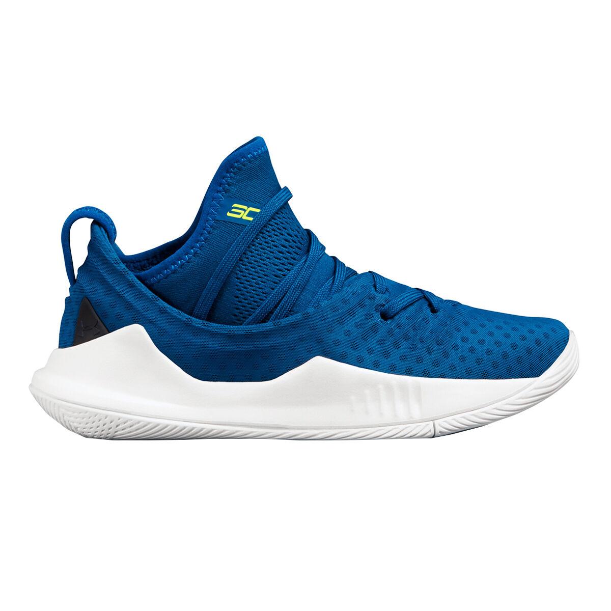 017094e21452a ... coupon for under armour curry 5 kids basketball shoes blue white us 11  d68cc e1676