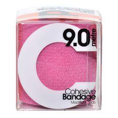 D3 Madi Flex Cohesive Bandage Pink, Pink, rebel_hi-res