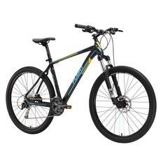 Flight Trail 1 650B Mens Mountain Bike Black / Yellow S, Black / Yellow, rebel_hi-res