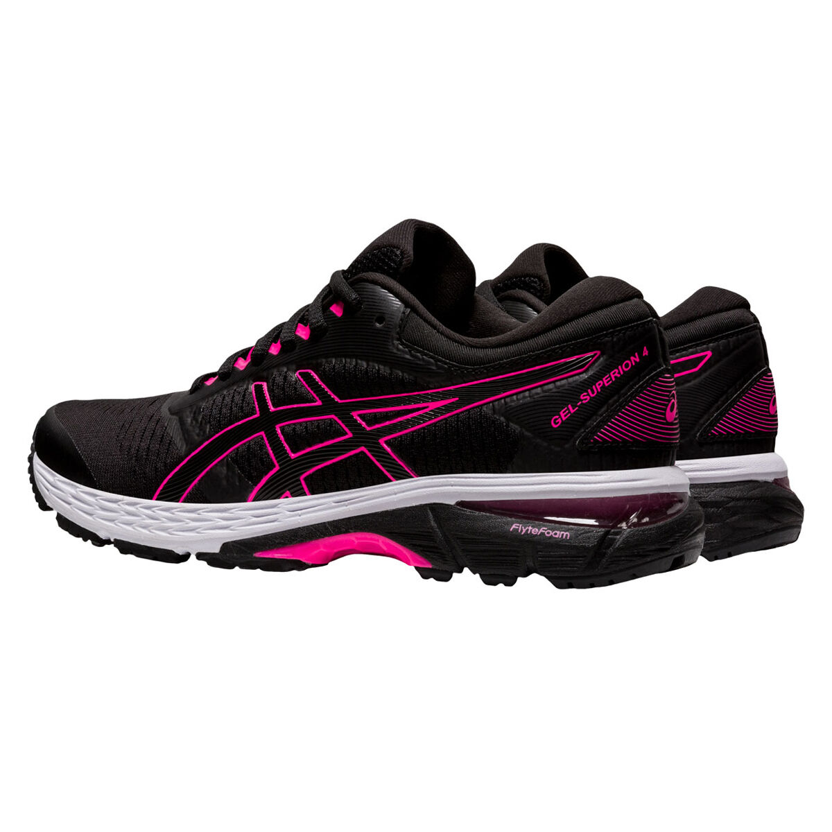 Asics GEL Superion 4 Womens Running Shoes | Thesommelierchef Sport