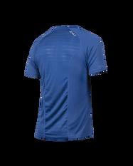2XU Mens XVENT Short Sleeve Top Blue XS, Blue, rebel_hi-res