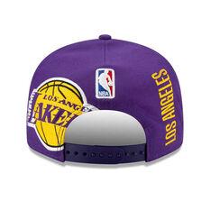 LA Lakers 2019/20 New Era Tip Off 9FIFTY Cap, , rebel_hi-res