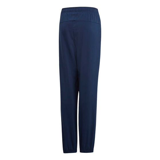 adidas Boys Essentials Stanford Pant Navy / Blue 8, Navy / Blue, rebel_hi-res