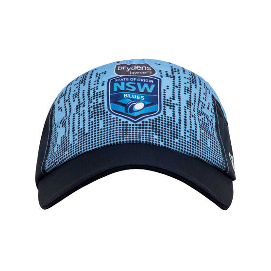 NSW Blues 2019 Training Cap, , rebel_hi-res