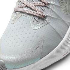 Nike Winflo 8 Premium Womens Running Shoes, Grey, rebel_hi-res
