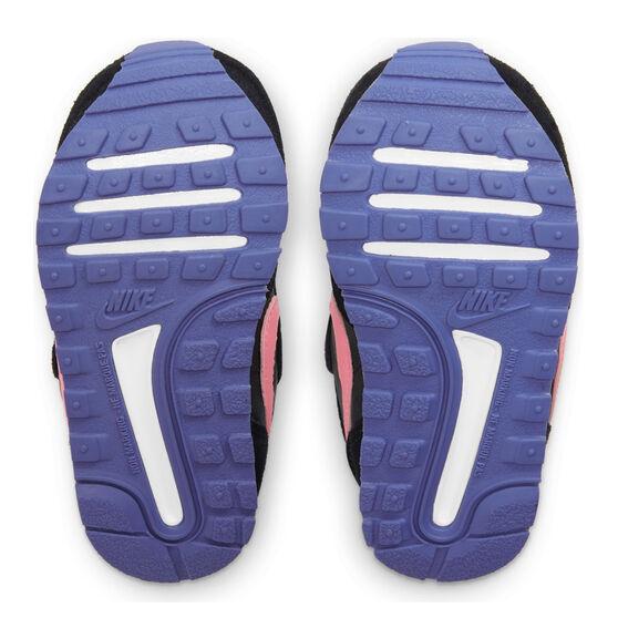 Nike MD Valiant Toddlers Shoes, Grey/Black, rebel_hi-res