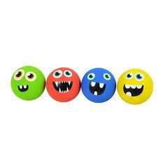 Verao High Bounce Balls Happy Monsters, , rebel_hi-res