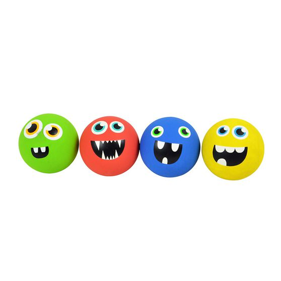 Verao High Bounce Balls Happy Monsters, , rebel_hi-res