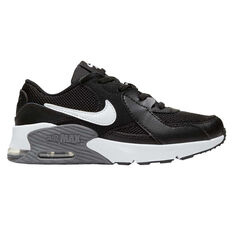 Nike Air Max Excee Kids Casual Shoes Black/White US 11, Black/White, rebel_hi-res