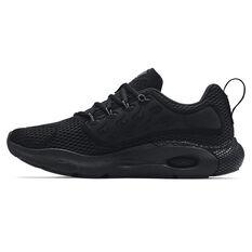 Under Armour HOVR Revenant Mens Running Shoes Black US 7, Black, rebel_hi-res