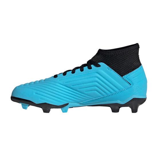 adidas Predator 19.3 Kids Football Boots, Blue / Black, rebel_hi-res