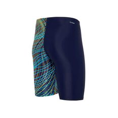 Zoggs Mens Spinifex Jammer Multi 12, Multi, rebel_hi-res