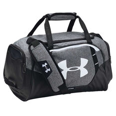 Under Armour Undeniable 3.0 Extra Small Grip Bag Graphite, , rebel_hi-res