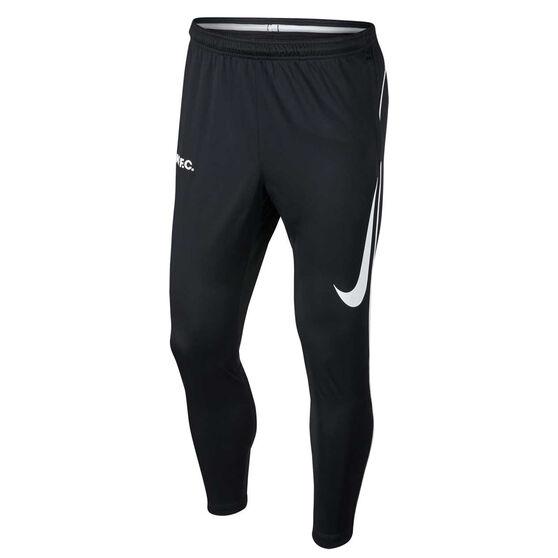 Nike Mens F.C. Soccer Pants, Black, rebel_hi-res