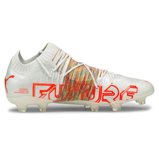 Puma Future Z 1.1 Football Boots White US Mens 13 / Womens 14.5, White, rebel_hi-res