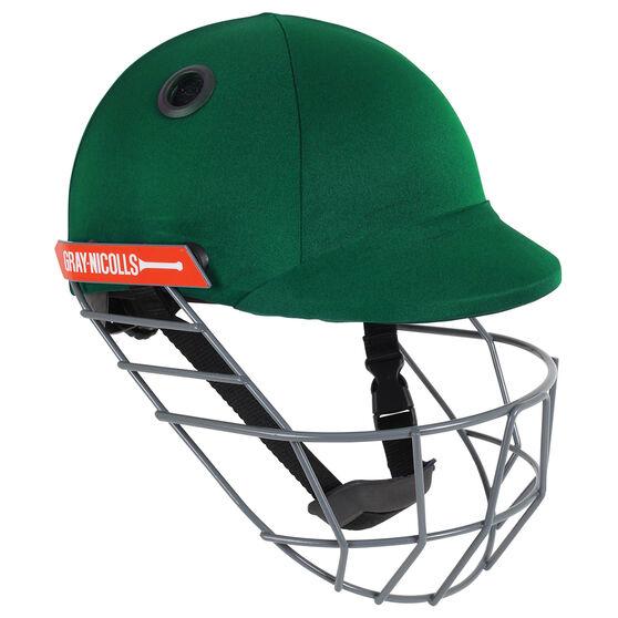 Gray Nicolls Atomic Cricket Helmet Green S / M, Green, rebel_hi-res