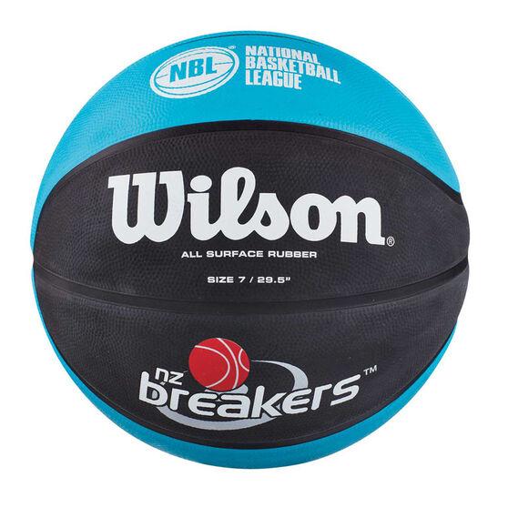 Wilson NBL New Zealand Breakers Basketball, , rebel_hi-res