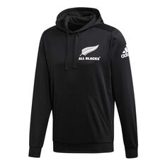 All Blacks 2019 Mens Supporters Hoodie Black S, Black, rebel_hi-res