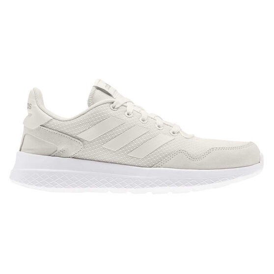 adidas Archivo Womens Casual Shoes White US 6, White, rebel_hi-res